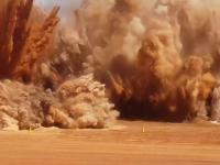 Kaboom w zachodniej Australii