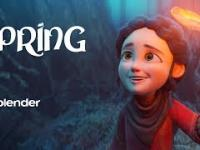 Spring - Nowy film Fundacji Blender
