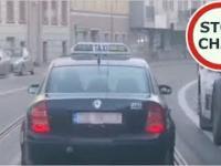 Taksówkarz blokował przejazd karetce 216 Wasze Filmy