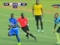 Czarna magia podczas meczu w lidze afrykańskiej