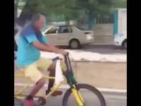 Rower dla piesków
