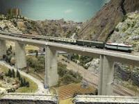 Coś dla fanatyków modelarstwa kolejowego