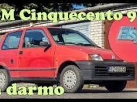 Złomnik: spełniłem swoje marzenie o FSM Cinquecento 900