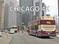 Jazda po Chicago w 4K.