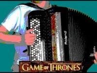 Gra o Tron intro - akordeon / Game of Thrones intro - accordion