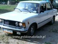Najrzadsza wersja Dużego Fiata - 1.6 diesel