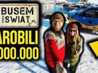 ZAROBILI 3.000.000 BUSEM NA PODRÓŻACH