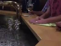 Trik barowy idealny dla pań