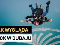 Skok spadochronowy w Dubaju!