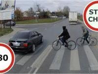 Stop Cham 280 - Niebezpieczne i chamskie sytuacje na drogach