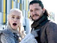 Emilia Clarke zabiera widzów za kulisy Gry o tron