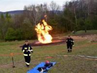 Erupcja ropy i gazu w Małopolsce