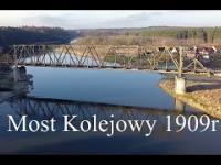 Most kolejowy Stobnica - Urbex Utracone Miejsca