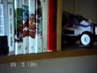 Typowy pokój nastolatka z 1991 roku