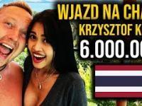 MILIONER W TAJLANDII- KRZYSIEK KRÓL CHATA za 6.000.000