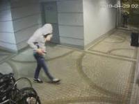 Kradzież roweru - Poznań