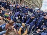 Marsz Suwerenności - próba blokady przez Antife