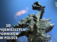 10 Najpiękniejszych pomników w Polsce