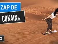 Jak posmarować się kremem po plecach, czyli kompilacja Le Zap de Cokaïn.fr n°093