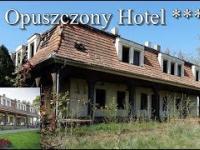 Opuszczony hotel *** cz.1 - Urbex Utracone Miejsca