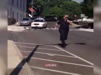 Szybko zakończona ucieczka przed policjantem
