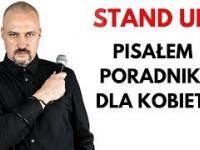 STAND UP | Pisałem Poradniki Dla Kobiet | Tomasz Biskup