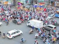 Ruch uliczny w hanoi