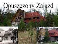 Opuszczony zajazd - Urbex Utracone Miejsca