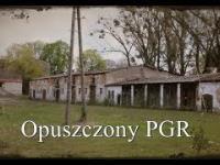 Opuszczony PGR - Urbex Utracone Miejsca