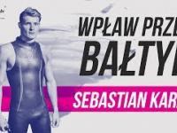 Polak, który jako pierwszy na świecie przepłynął wpław Bałtyk