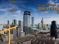 Varso Place Extra (Warszawskie budowy VIII)