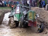 Traktoriáda Bohuňov.