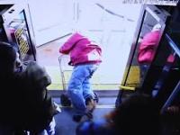 Kobieta wypchnęła 75-latka z autobusu w Las Vegas