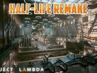 Half-Life remake 2019 stworzony na silniku Unreal Engine 4