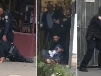 Nagranie ze strzelaniny w San Francisco wygląda jak intro do gry