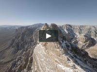 Latanie dronem pośród gór - z taką stabilizacją obrazu
