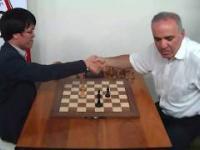 Kiedy grasz w szachy z Kasparovem...