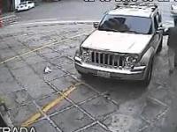 Wenezuelski złodziej zabity podczas napadu!