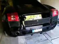 Lamborghini Gallardo dźwięk odpalanie.