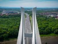 To czwarty co do wielkości betonowy most świata. Most Rędziński z Wrocławia