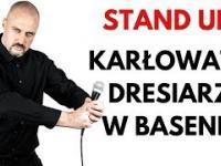STAND UP | Karłowaty Dresiarz w Basenie | Tomasz Biskup