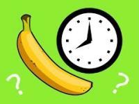 Rekord w jedzeniu bananow na czas. Bomba w akcji.