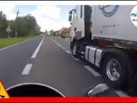 Pościg za kierowcą ciężarówki wystrzał!!! 24 EXTRA Wasze filmy