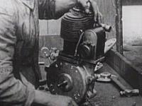 Wczesna manufaktura motocykli rok 1902