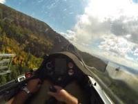 Ciesz się pełnym lotem szybowcem od startu do lądowania
