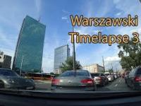 Zwiedzanie Warszawy Timelapse Śródmieście - Praga - Rembertów