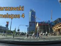 Zwiedzanie Warszawy Timelapse Śródmieście - Wola - Ochota