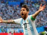Fantastyczny gol Leo Messiego!