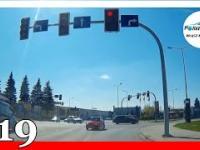 Polish Drivers 19 Niebezpieczne wypadki,kolizje,wymuszenia i potrącenia na polskich drogach