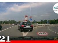 Polish Drivers 21 Niebezpieczne wypadki, kolizje, wymuszenia i potrącenia na polskich drogach